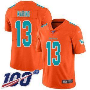 Dolphins Dan Marino 100th Season Jersey 1
